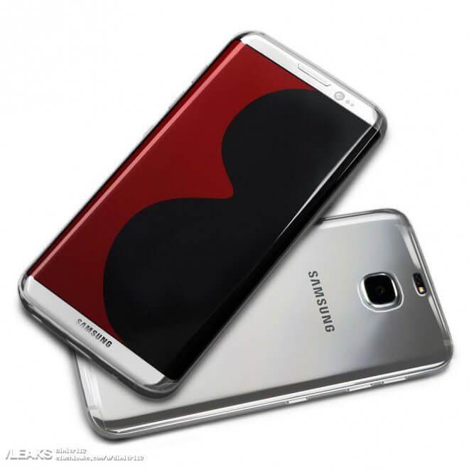 Vaza o possível design final do Samsung Galaxy S8 7