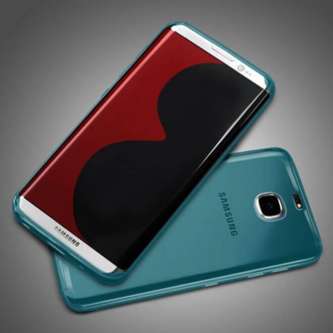 Vaza o possível design final do Samsung Galaxy S8 10