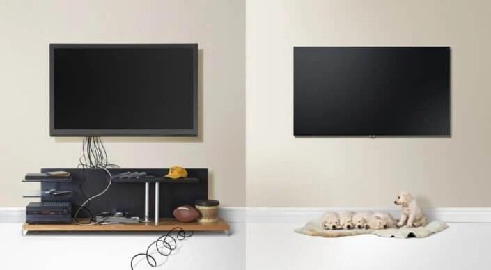 Design impecável: TVs QLED da Samsung se integram à sua área de estar 5