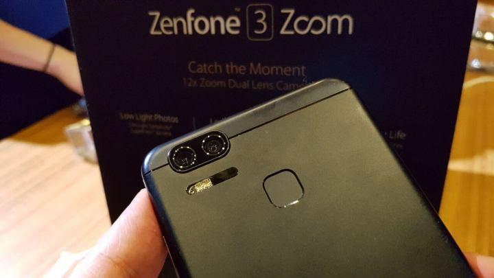 zenfone 3 zoom capa 720x405 - ASUS apresenta 2 novos smartphones na CES 2017