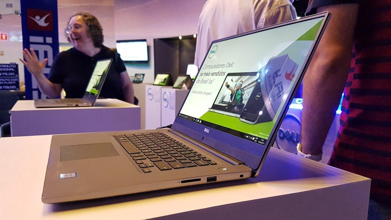 Dell lança no Brasil notebooks finos e poderosos com 14 e 15 polegadas 10