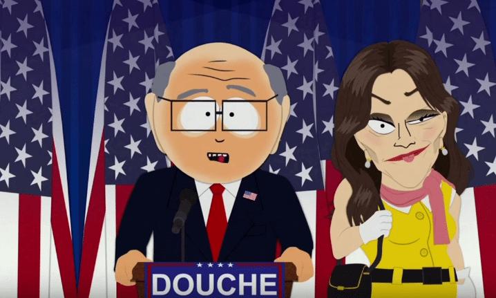 """718 - Trey Parker e Matt Stone, criadores de South Park, consideram Donald Trump """"difícil de satirizar"""""""