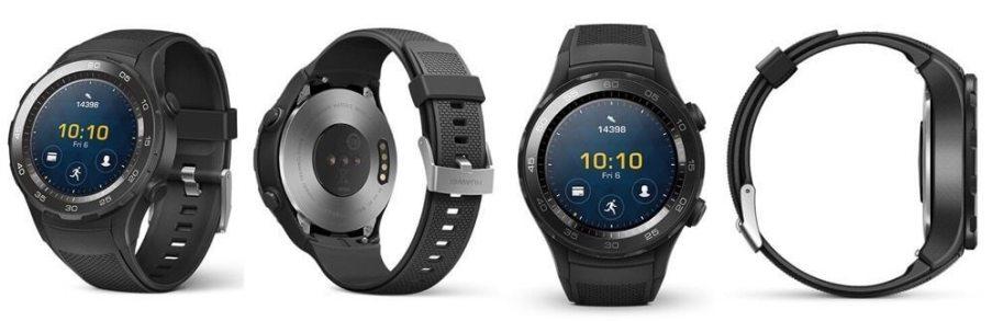 Huawei Watch 3 720x233 - Huawei Watch 2 terá visual esportivo, conexão 4G e será apresentado na MWC 2017