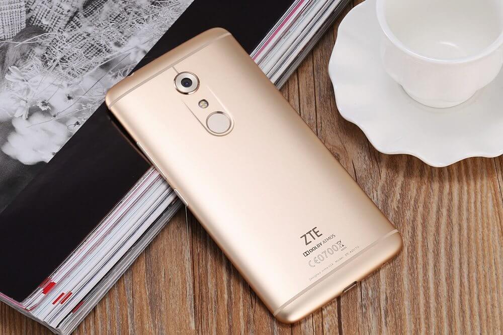axon7 2 - ZTE AXON 7 vem com Snapdragon 820 e está com preço competitivo