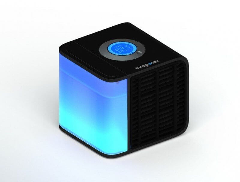 evapolar is your own personal air conditioner2 - REVIEW: Ar-condicionado de mesa EVAPOLAR