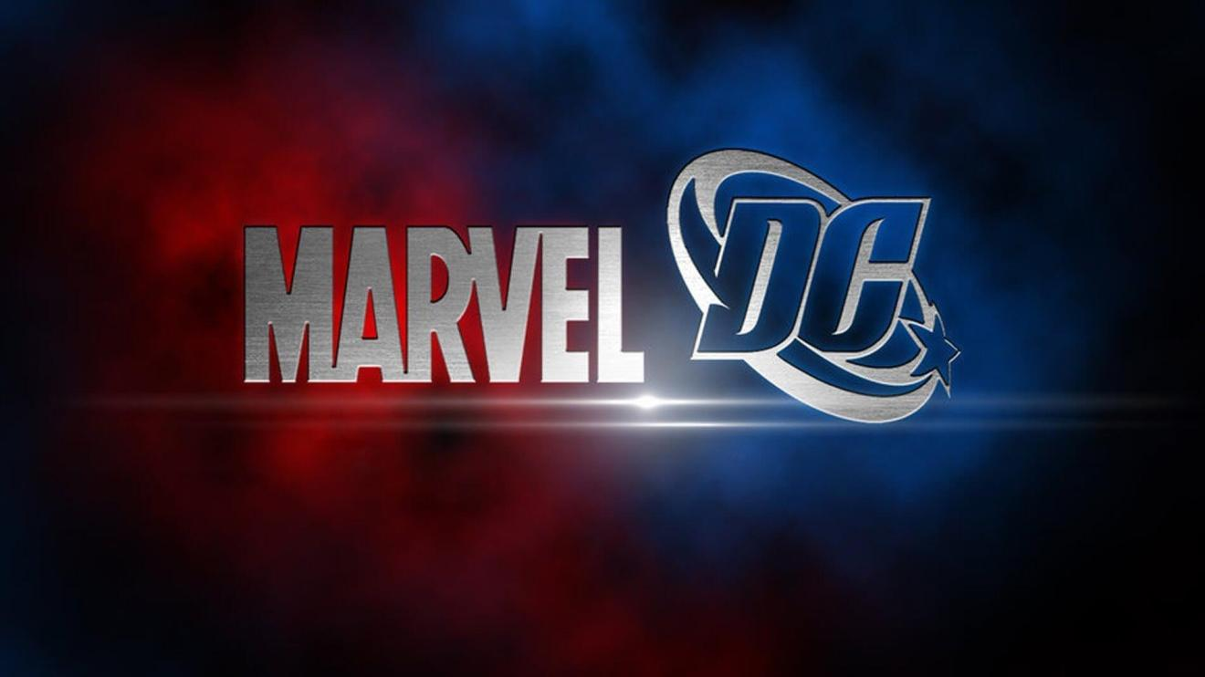 marvel vs dc comics - No ringue da TV, quem leva: DC ou Marvel?