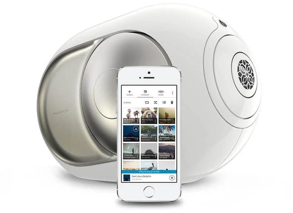 phantom smartphone - REVIEW: Devialet Silver Phantom, som de altíssima fidelidade