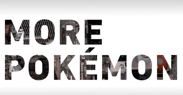 pokemon 720x374 - Pokémon Go recebe mais 80 monstrinhos e novas funções neste final de semana