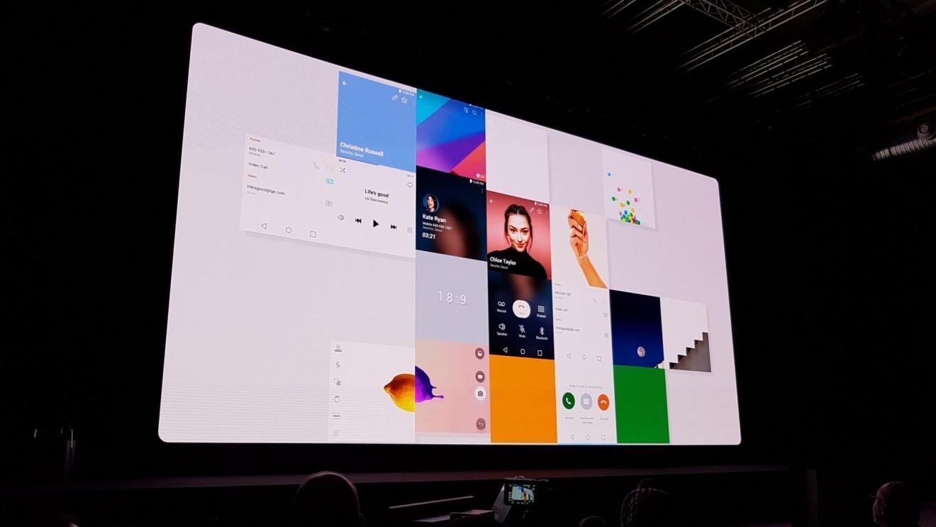 LG G6 é lançado na Mobile World Congress 12