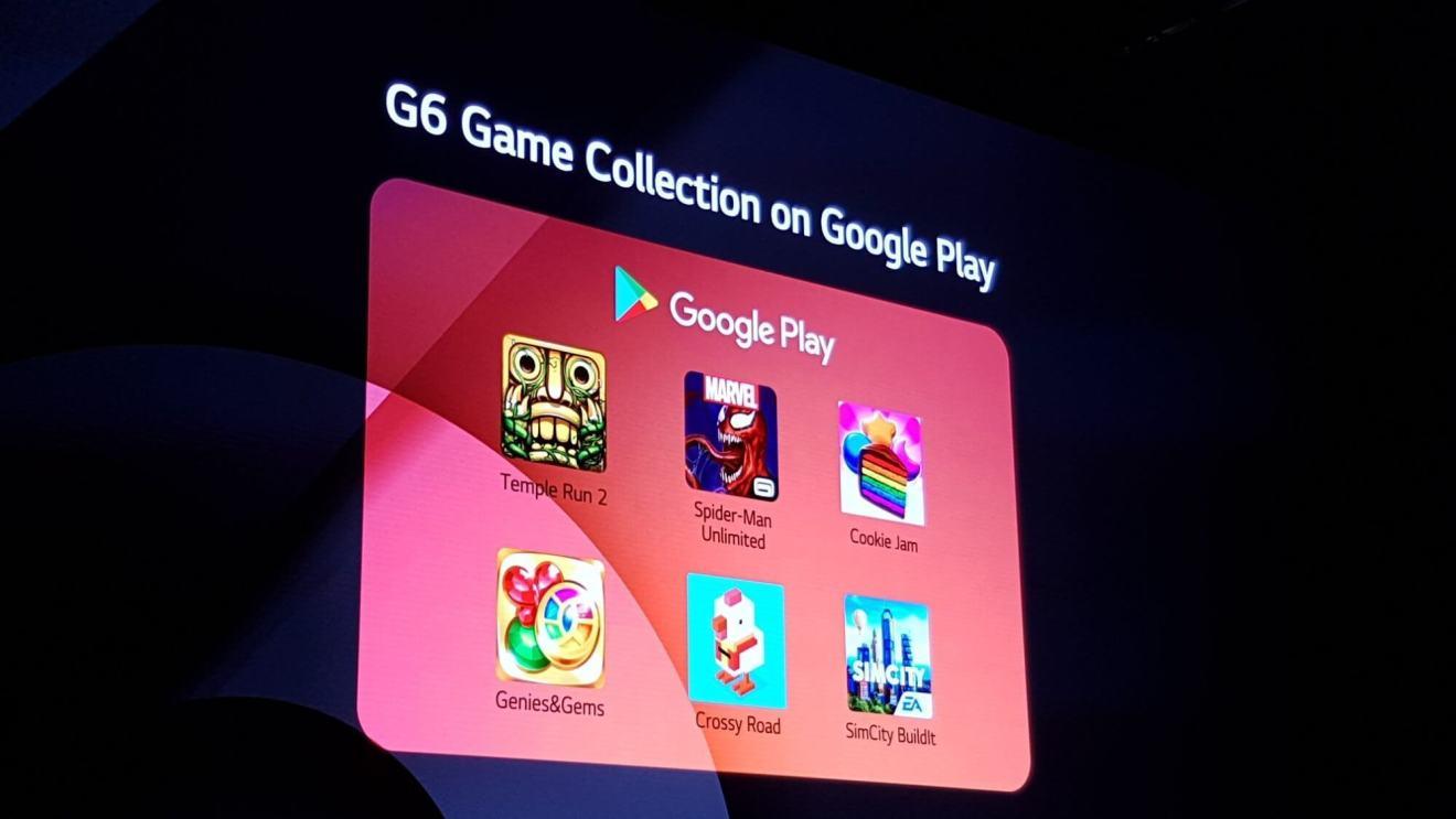 LG G6 é lançado na Mobile World Congress 16