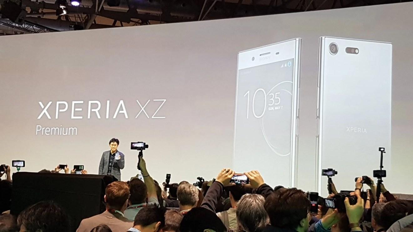 MWC 2017: Sony anuncia nova linha Xperia X e mais! 4