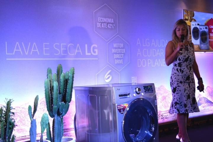 1 2 720x480 - Campo de Teste: no dia mundial da água, LG conscientiza com nova campanha