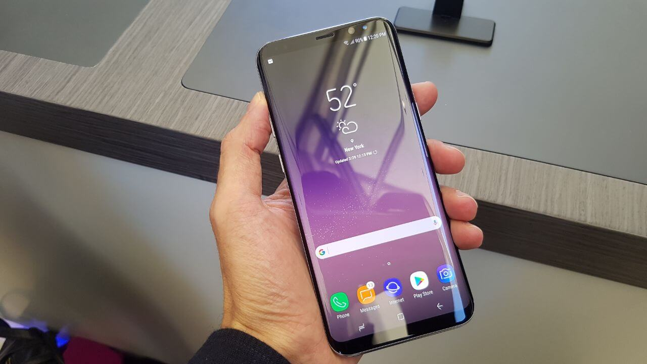 1 4 - Entrevista: André Varga, diretor de produtos da Samsung Brasil, fala sobre o Galaxy S8 e S8+
