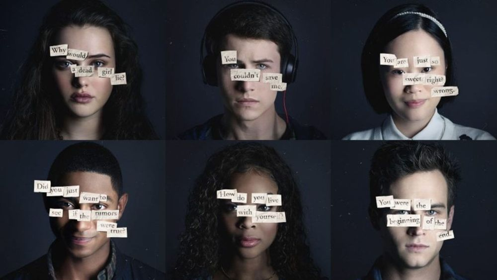 "13 reasons why personagens netflix - 4 motivos para assistir a ""13 Reasons Why"""