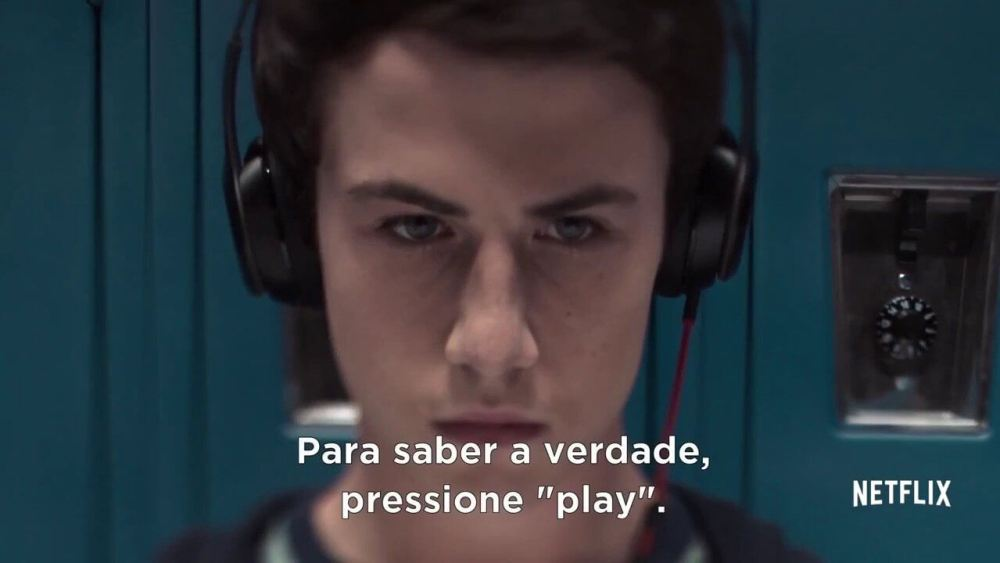 "13 reasons why trailer netflix - 4 motivos para assistir a ""13 Reasons Why"""