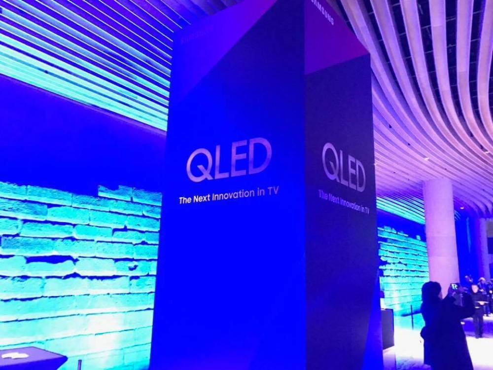 17352830 10206863152377410 1108671089 n 1 - Samsung anuncia nova linha de TVs QLED em Paris