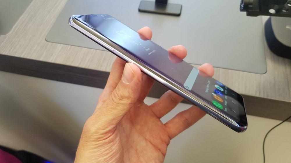 4 1 - Samsung lança Galaxy S8 e S8+ em evento global