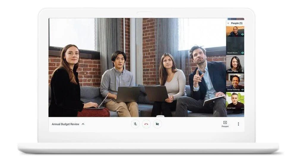 Google Hangouts Meet - Novo Hangouts é aposta do Google para enfrentar Slack