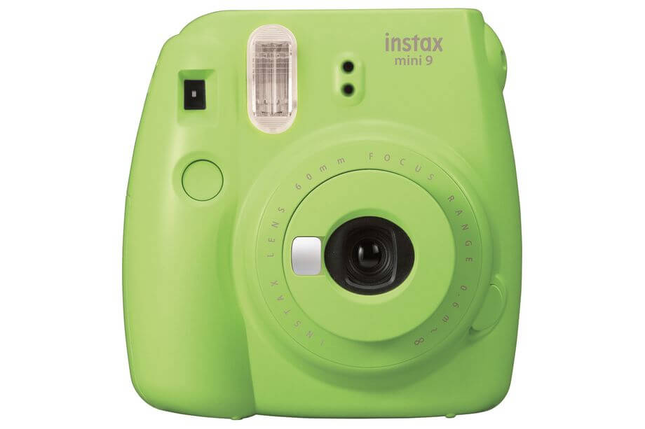 Mini9 Lime v2.0 - Fujifilm lança novas câmeras Instax Mini 9 em cores festivas