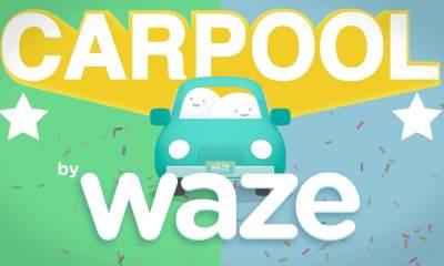Em evento, Google anuncia serviço de carona Waze Carpool