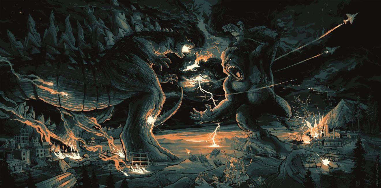 """HQ contará a origem do primata de """"Kong: A Ilha da Caveira"""" 5"""