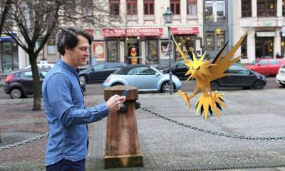 CEO da Niantic traz novidades sobre ginásios e pássaros lendários em Pokémon Go