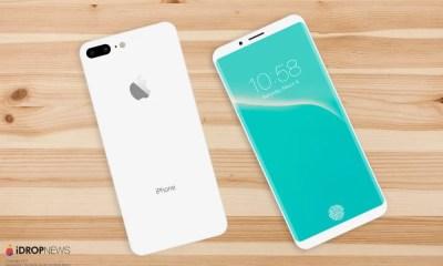 Essas imagens mostram como deve ser o iPhone 8