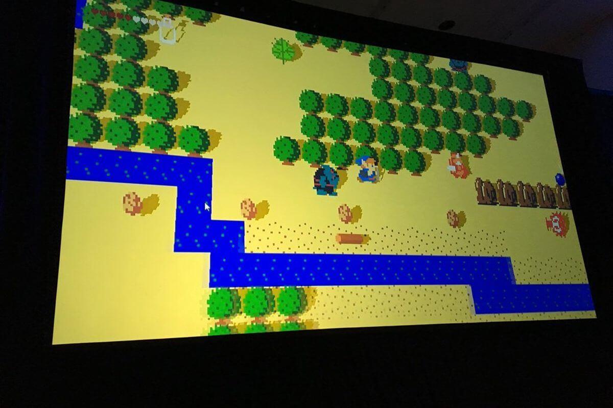 """legend of zelda 8 bit - Sem mais espera! """"The Legend of Zelda: Breath of the Wild"""" chega para Nintendo Switch"""