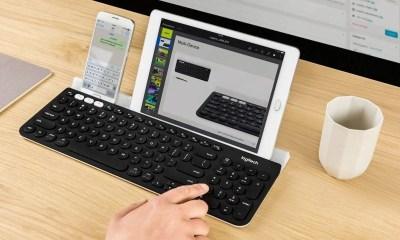 Review: Teclado Logitech K780