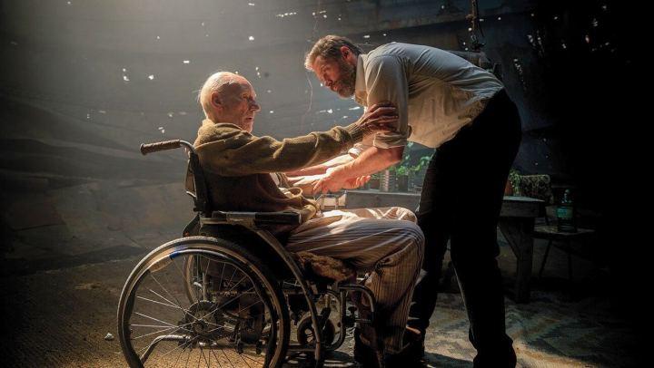 """patrick stewart hugh jackman logan 720x406 - 5 fatos que você precisa saber sobre """"Logan"""""""