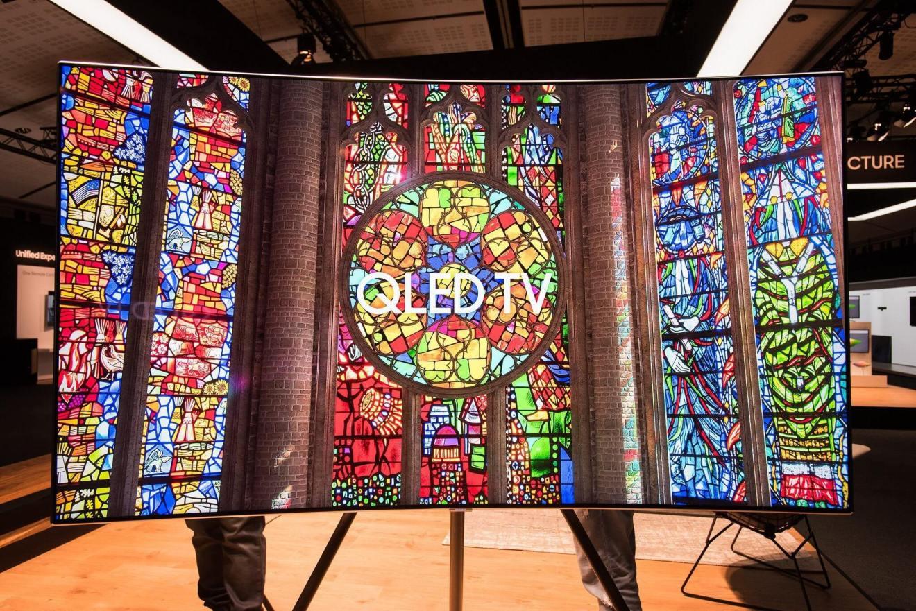 samsung qled - LED, OLED, Pontos Quânticos ou QLED: qual é a melhor tela?