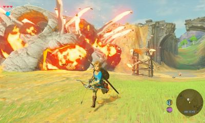 "Sem mais espera! ""The Legend of Zelda: Breath of the Wild"" chega para o Nintendo Switch"