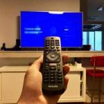 TV 4K Philipscom Android Série 6800 55