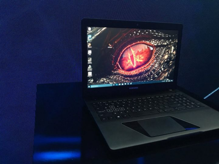 IMG 1776 - Linha 2017: confira os novos notebooks e um monitor lançados pela Samsung