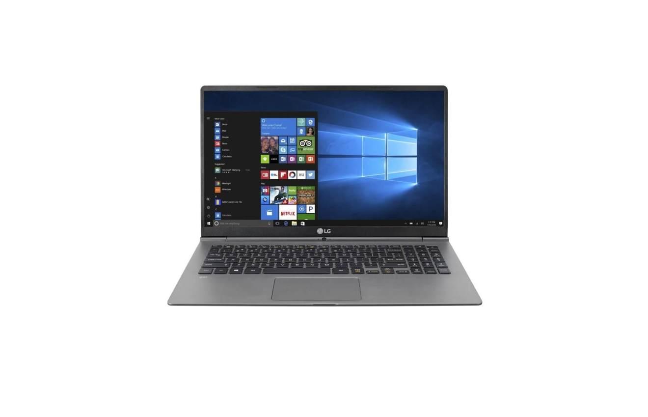 LG GRAM Tiânio 128GB - LG apresenta nova linha de notebooks premium LG Gram