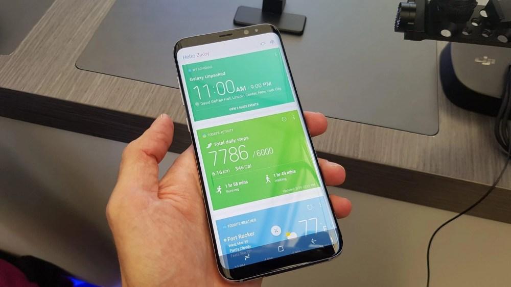 Samsung Galaxy S8 S8 Plus showmetech 12 - REVIEW: Galaxy S8 e S8+ representam elegância e sofisticação