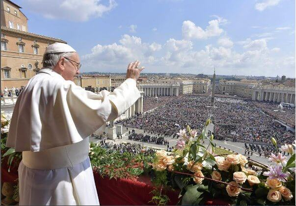 Ted Pope 2 - Papa Francisco surpreende no TED Talks ao dar recado às empresas de tecnologia