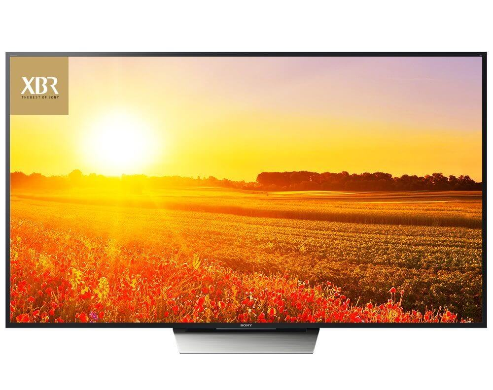 XBR X855D Preto e1491181567344 - Review: Smart TV Sony XBR-65X935D série X93D 4K HDR LED Ultra HD com Android