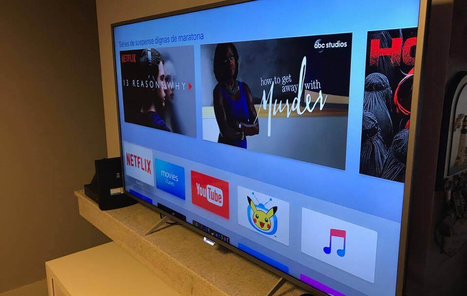 fidalgo - Review: TV 4K Philips com Android Series 6800