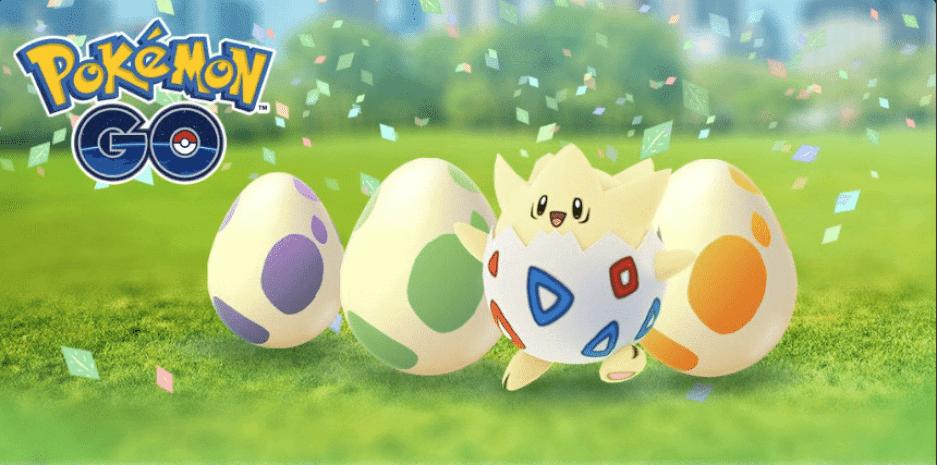 pi pi pi - Feliz Páscoa! Descubra todas as novidades do evento especial de Pokémon GO