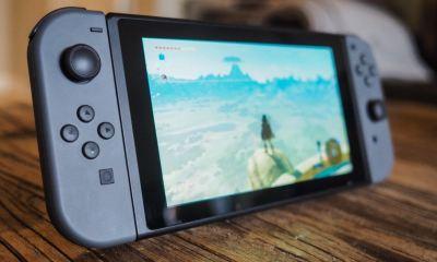 Nintendo Switch vendeu mais em um mês do que o Wii U em um ano