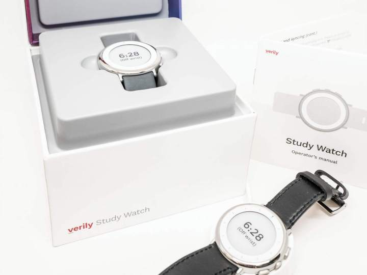 Verily Study Watch