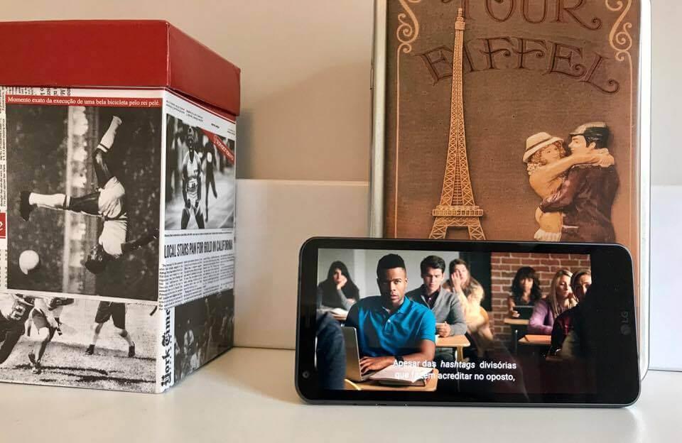 Próxima atualização da Netflix foca no LG G6