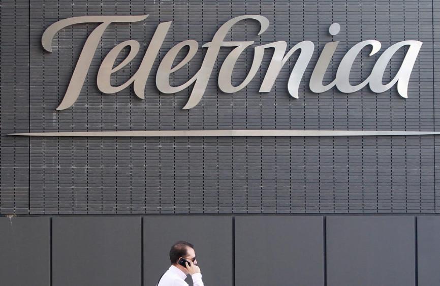 Hackers atacam a Telefônica