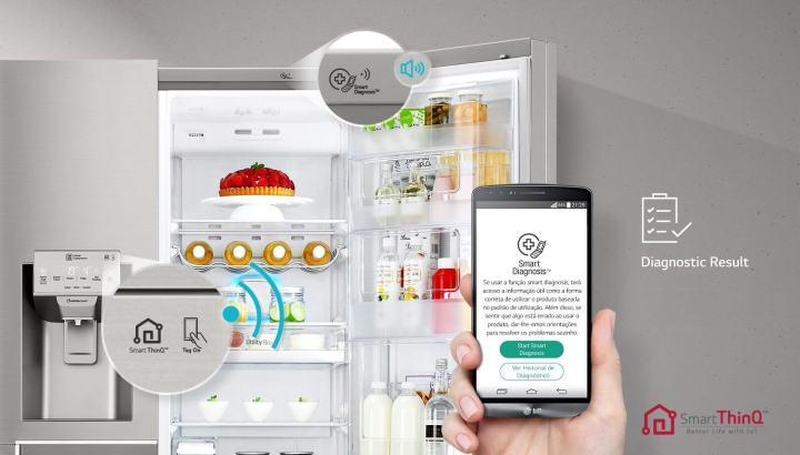 Conheça o SmartThinQ, a aposta da LG na 'Internet das Coisas'