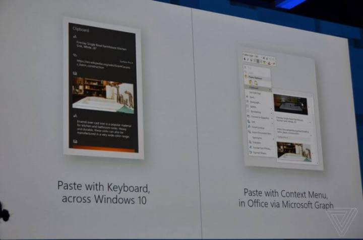 Microsoft - Clipboard
