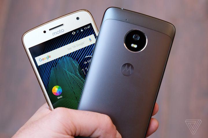 Motorola Moto G5 é um dos celulares mais buscados em julho