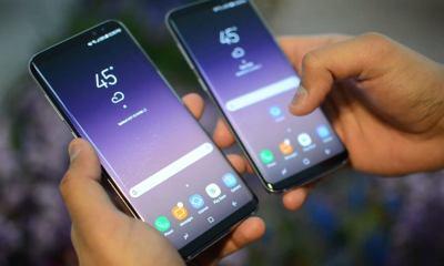 Samsung começa a vender novos Galaxy S8 e S8+ no Brasil