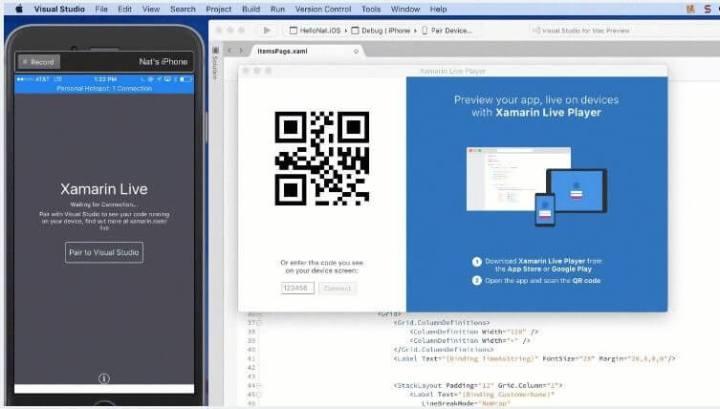 Xamarin Live Player 720x409 - Build 2017: conheça tudo o que já foi anunciado pela Microsoft