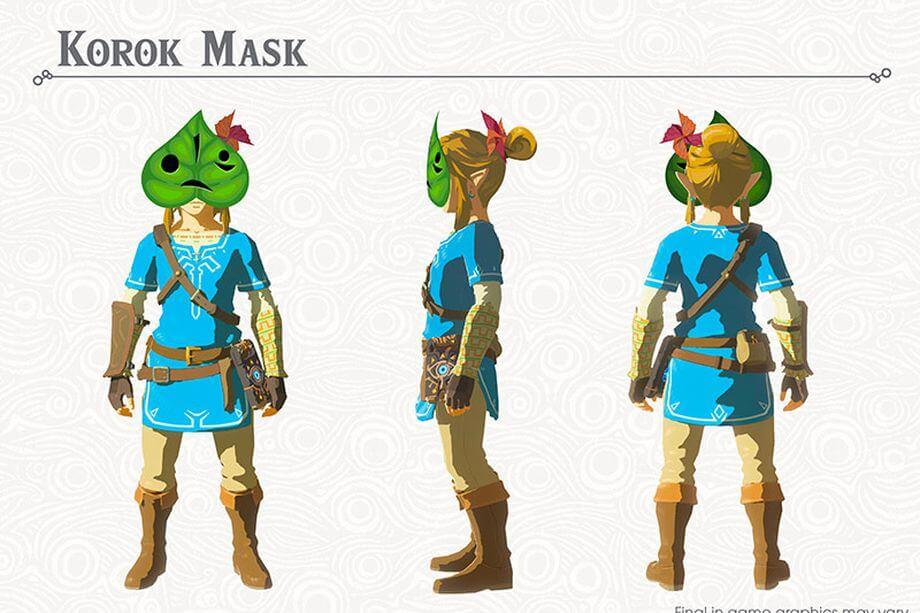 korok.0 - Tudo o que você precisa saber sobre a primeira DLC de Legend of Zelda: Breath Of The Wild